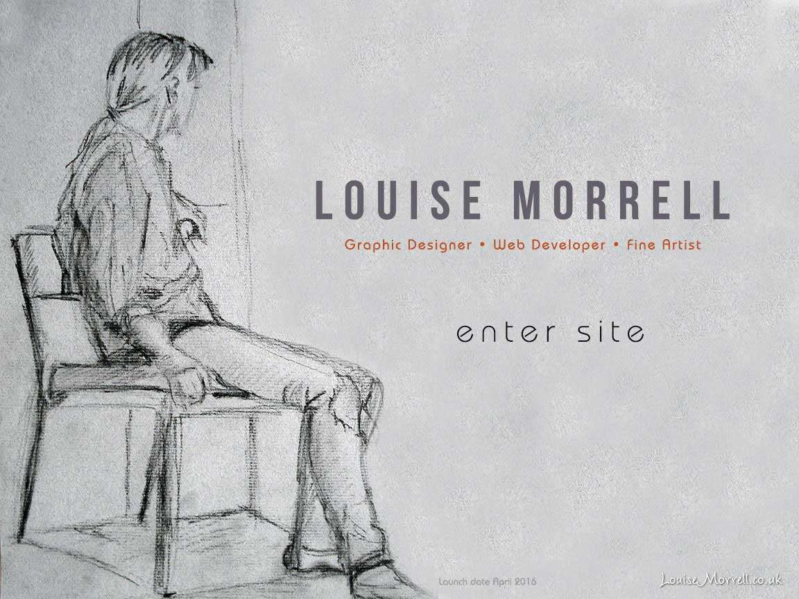 Welcome to Louise Morrell's website
